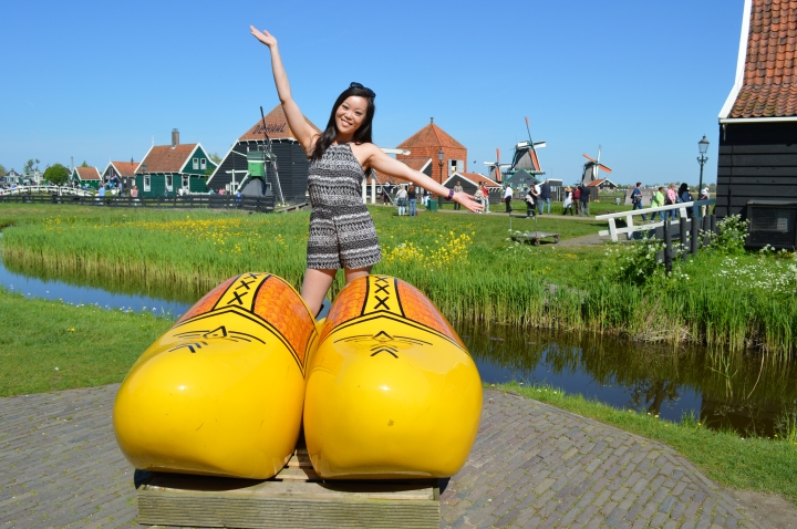 Weekend in Holland