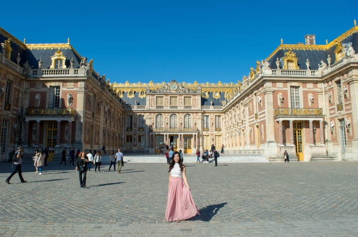 Guide to Versailles